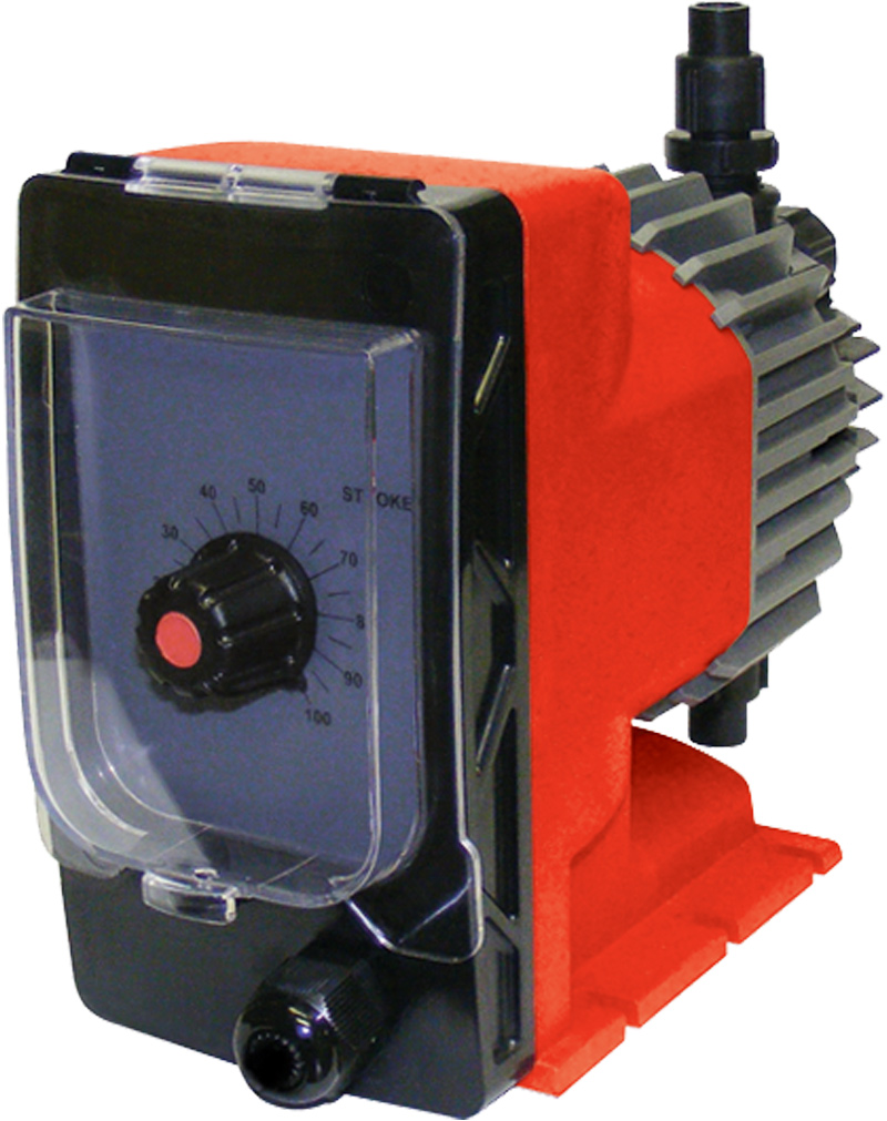 Microtron Series C Chemical Metering Pump