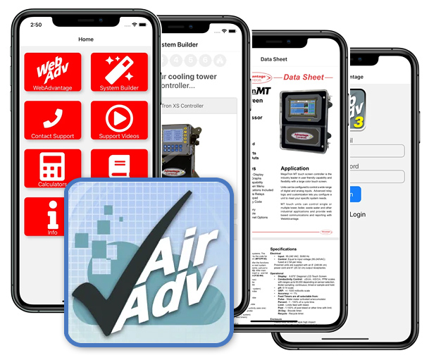 Air Advantage App