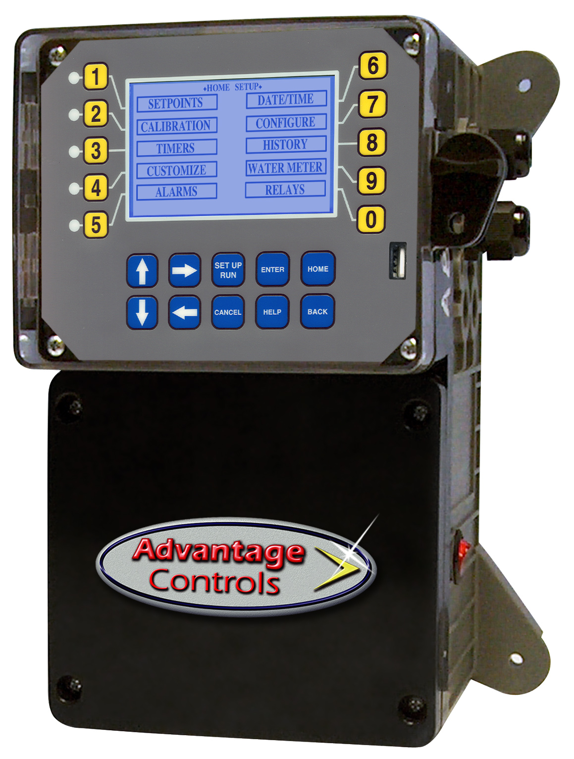 MegaTron XS Water Treatment Controller